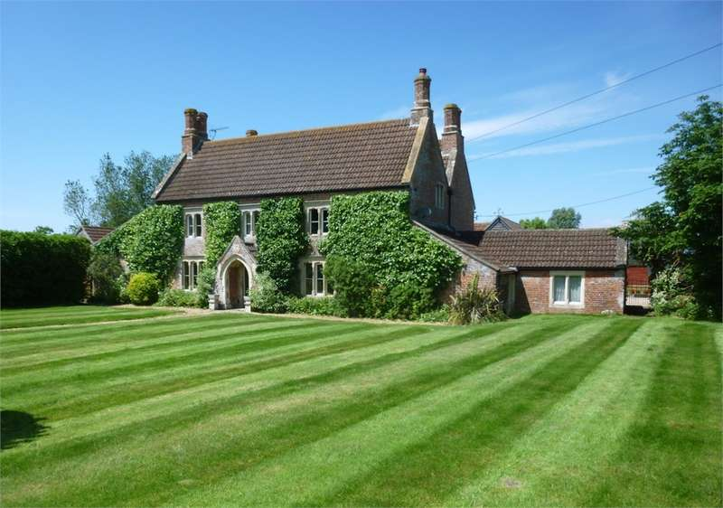 4 Bedrooms Detached House for sale in Hope Farm, Brean Road, LYMPSHAM, Somerset