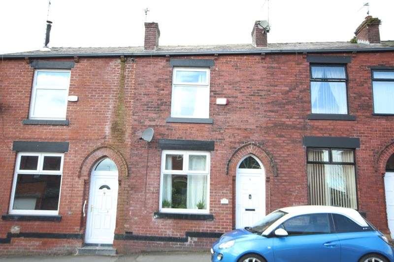 2 Bedrooms Property for rent in AMY STREET, Cutgate, Rochdale OL12 7NJ