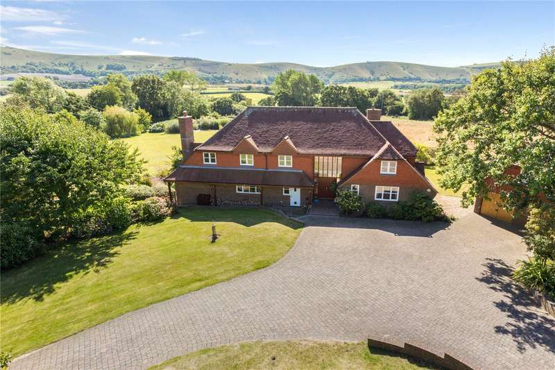 5 Bedrooms Detached House for sale in Clappers Lane, Fulking, Henfield, West Sussex, BN5
