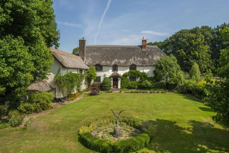 5 Bedrooms House for sale in Kentisbeare, Cullompton, Devon, Ex15