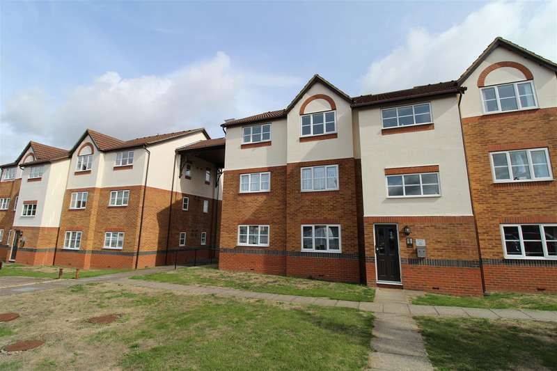 1 Bedroom Flat for sale in Index Drive, Dunstable