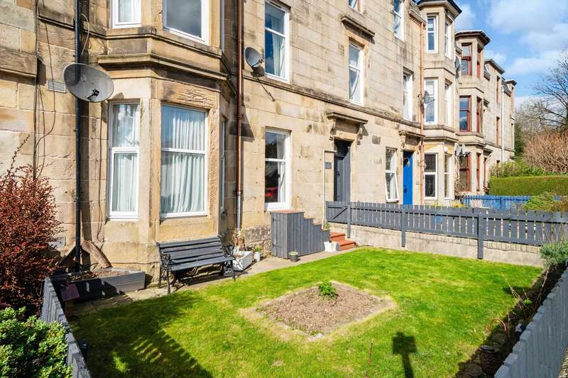 2 Bedrooms Apartment Flat for sale in Carlton Place, Moss Road, Kilmacolm