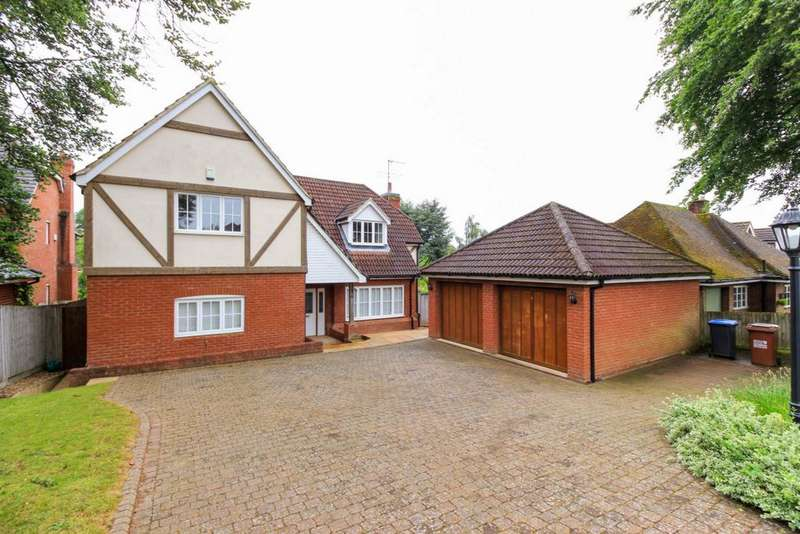 4 Bedrooms House for sale in Canonsfield, Welwyn, AL6