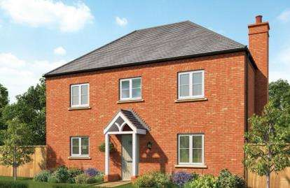4 Bedrooms Detached House for sale in Greenlakes Rise, Amptill Road