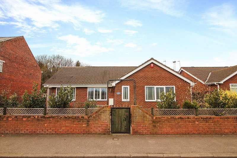 4 Bedrooms Detached Bungalow for sale in Scotland Gate, Choppington