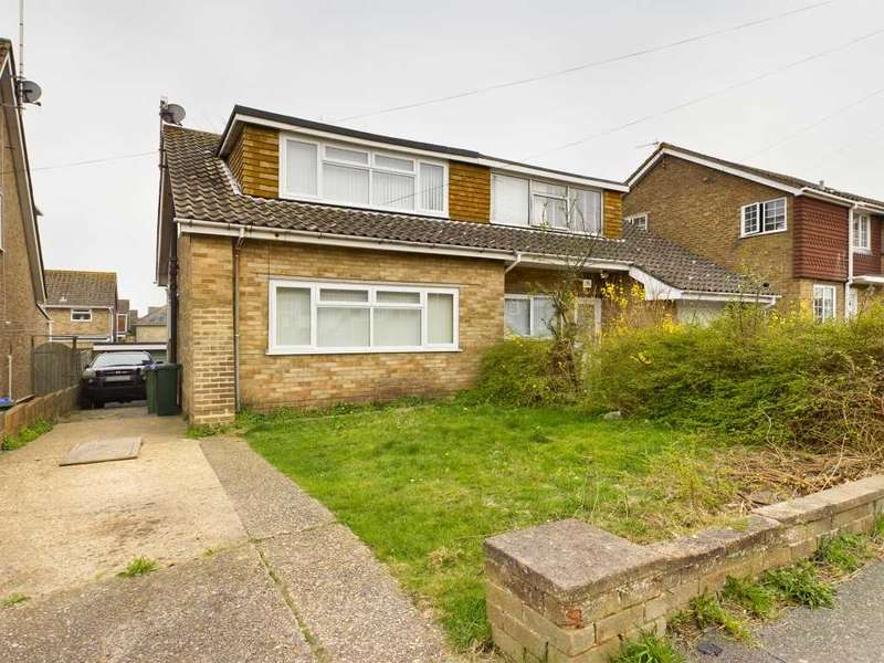 3 Bedrooms Bungalow for sale in Hoddern Avenue, Peacehaven