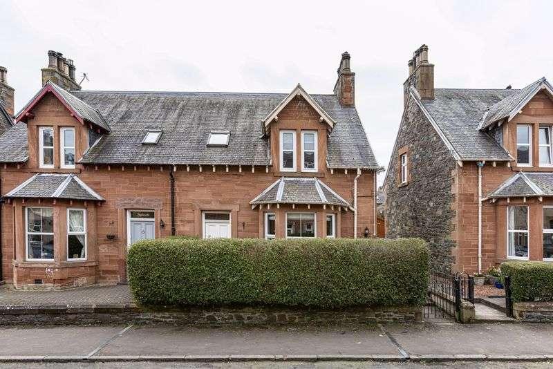 3 Bedrooms Property for sale in Rosemount, 13 Meigle Street, Galashiels