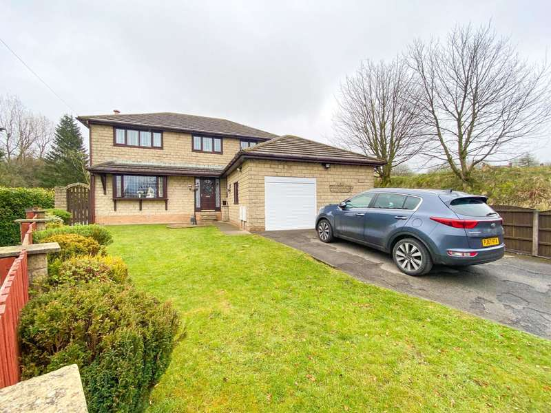 4 Bedrooms Detached House for sale in Lodge Meadow, Greave Clough Drive, Bacup, Rossendale