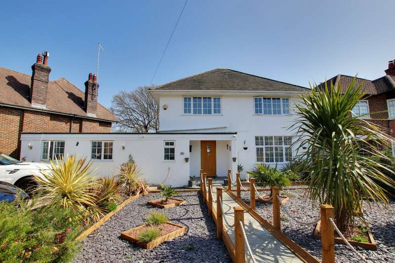 6 Bedrooms Detached House for sale in Offington Drive, Worthing, West Sussex, BN14