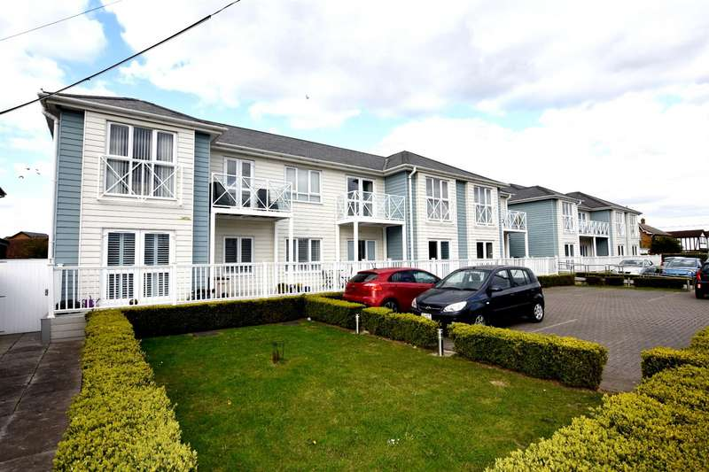 1 Bedroom Apartment Flat for sale in Hamilton Court Long Road, Canvey Island