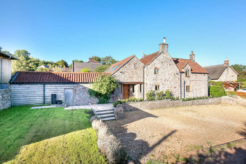 4 Bedrooms Detached House for sale in Totally renovated 18th century house within the village of Mells..