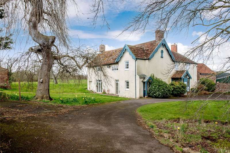 4 Bedrooms Barn Conversion Character Property for sale in Blackmore Lane, Cannington, Bridgwater, TA5