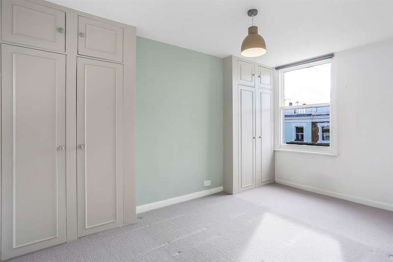 2 Bedrooms Maisonette Flat for sale in Countess Road, Kentish Town, NW5