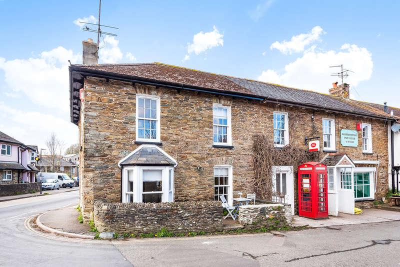 3 Bedrooms End Of Terrace House for sale in Harbertonford, Devon