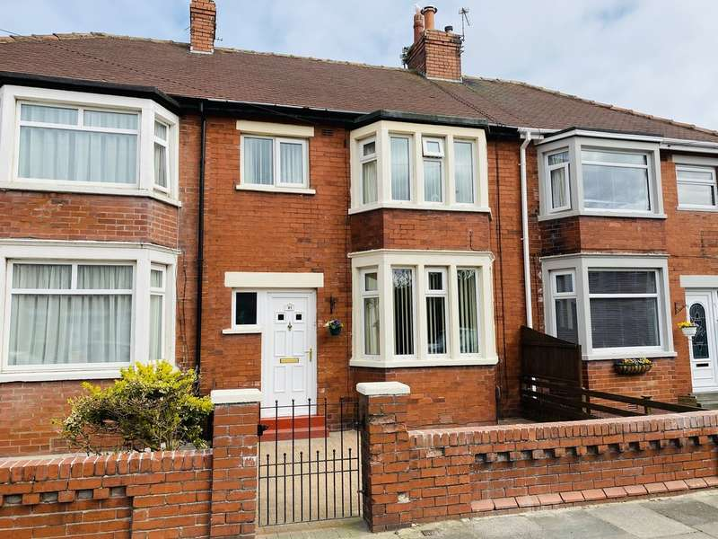 3 Bedrooms Terraced House for sale in Lindale Gardens, South Shore
