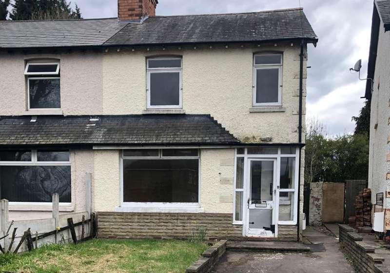 3 Bedrooms Semi Detached House for sale in Holly Lane, Erdington, Birmingham, West Midlands, B24 9NR
