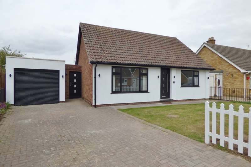 2 Bedrooms Bungalow for sale in Crown Drive, Spalding
