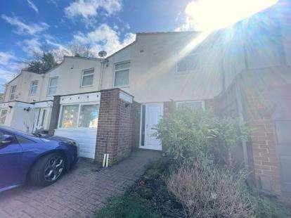 3 Bedrooms Terraced House for sale in Rosemount Close, Prenton, Merseyside, CH43