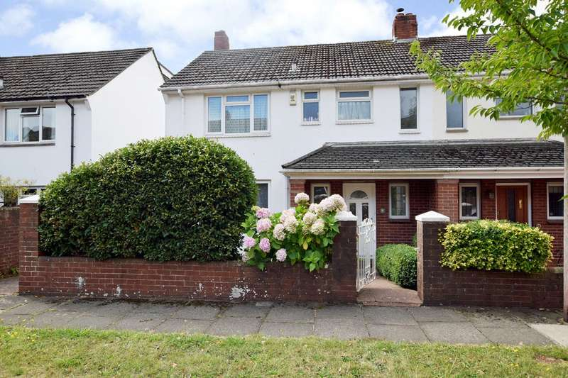 3 Bedrooms Semi Detached House for rent in Exeter