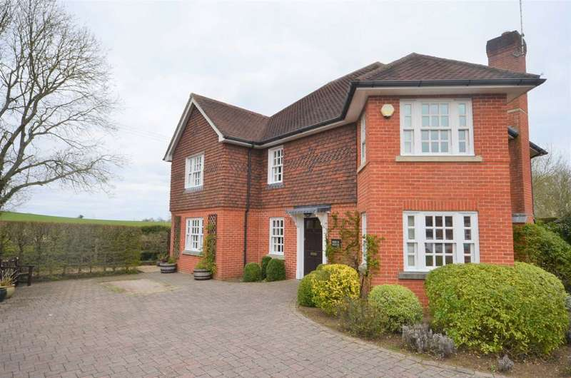 5 Bedrooms Detached House for sale in Beech Grange, Upper Froyle, Upper Froyle Alton