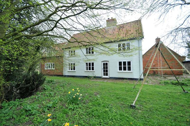 4 Bedrooms House for sale in Spexhall, Halesworth