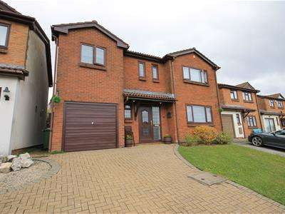 5 Bedrooms Detached House for sale in Maywood, Brynna