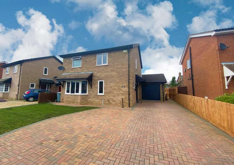 3 Bedrooms Detached House for sale in Beech Avenue, Bourne