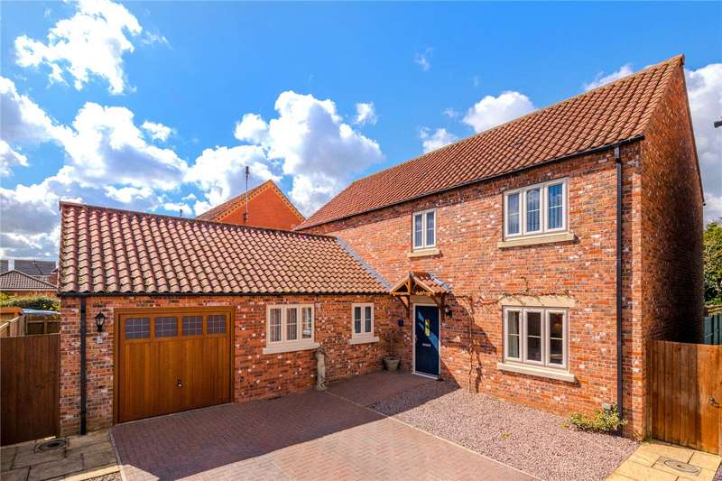 5 Bedrooms Detached House for sale in Church View Close, Morton, Bourne, PE10
