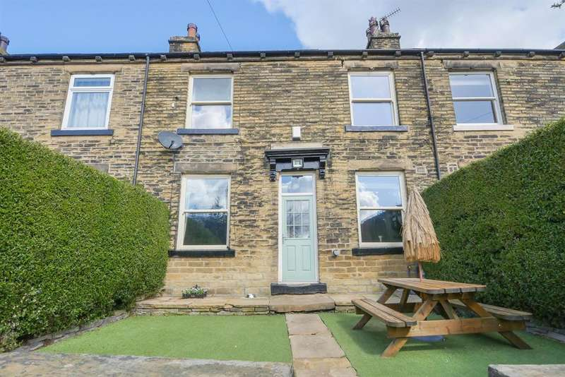 2 Bedrooms Terraced House for sale in South Parade, Pudsey, LS28