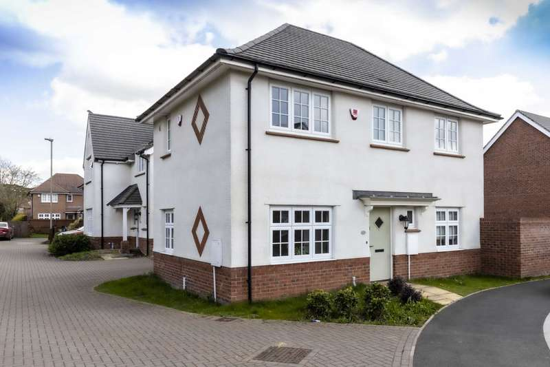 3 Bedrooms Detached House for sale in Bovinger Road, Humberstone
