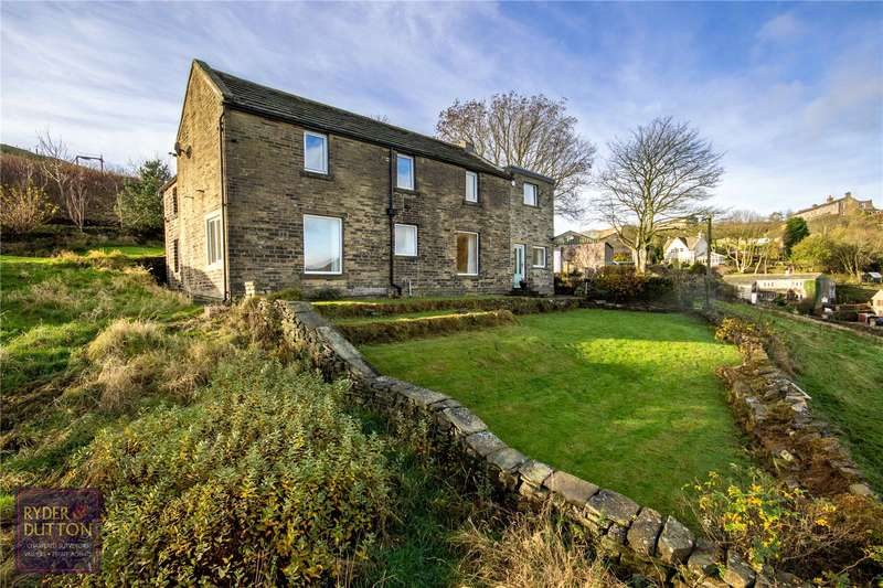 3 Bedrooms Detached House for sale in Hag Lane, Shibden, HALIFAX, West Yorkshire, HX3