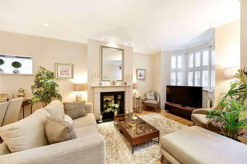 3 Bedrooms House for sale in Aspenlea Road, London, W6