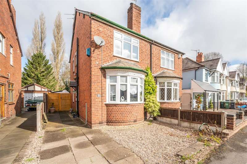 3 Bedrooms Semi Detached House for sale in Beauty Bank, Cradley Heath, B64 7HY