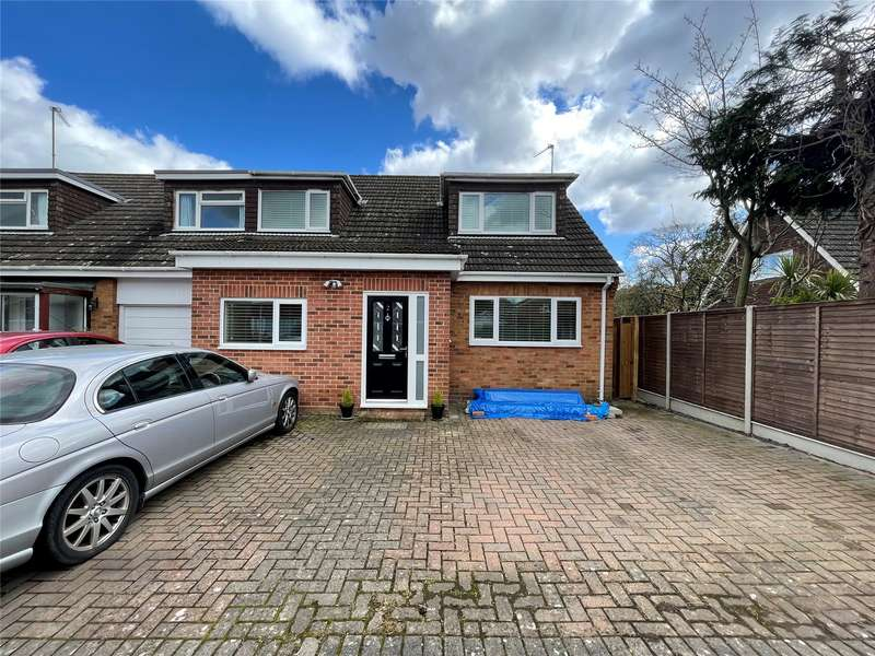 4 Bedrooms Link Detached House for sale in Lowther Close, Wokingham, Berkshire, RG41