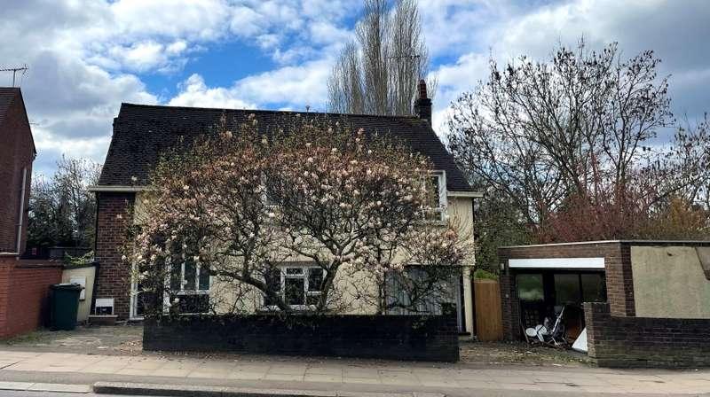 4 Bedrooms Detached House for sale in Argyle Road, Woodside Park, London, N12 7HS