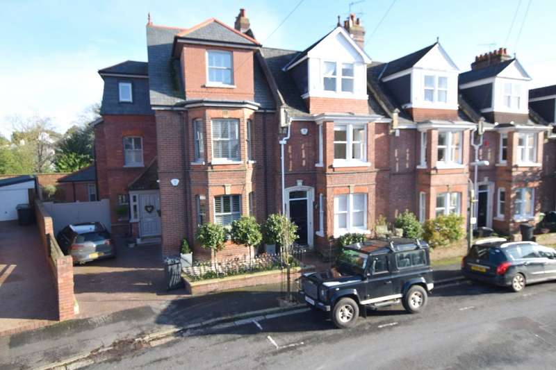 5 Bedrooms Semi Detached House for rent in St Leonards, Exeter