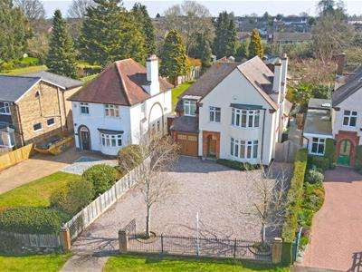 4 Bedrooms Detached House for sale in Northampton Road, Earls Barton, NORTHAMPTON