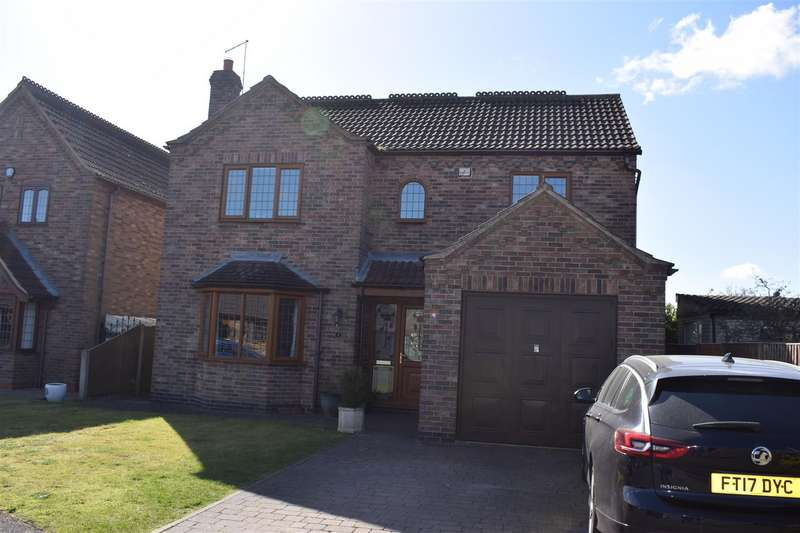 4 Bedrooms Detached House for sale in The Blackthorns, Broughton