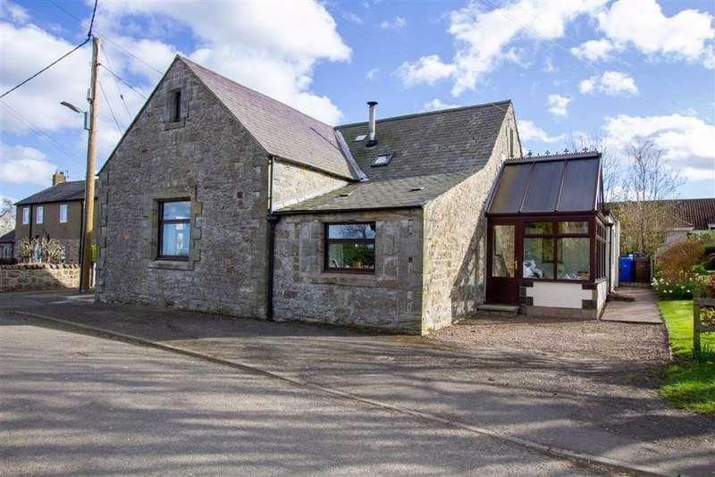 5 Bedrooms Detached House for sale in Bowsden, Berwick Upon Tweed, TD15