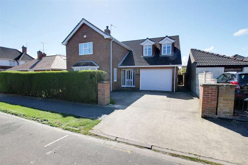 4 Bedrooms Detached House for sale in Hedgerows, The Boulevard, Mablethorpe
