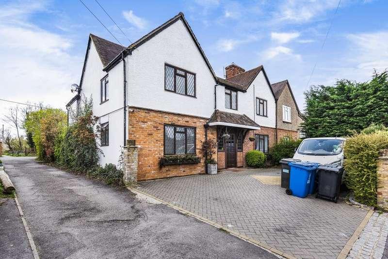 5 Bedrooms Semi Detached House for sale in Sunningdale, Berkshire, SL5