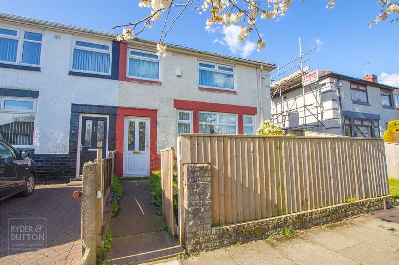 3 Bedrooms Town House for sale in Mainway East, Alkrington, Middleton, Manchester, M24