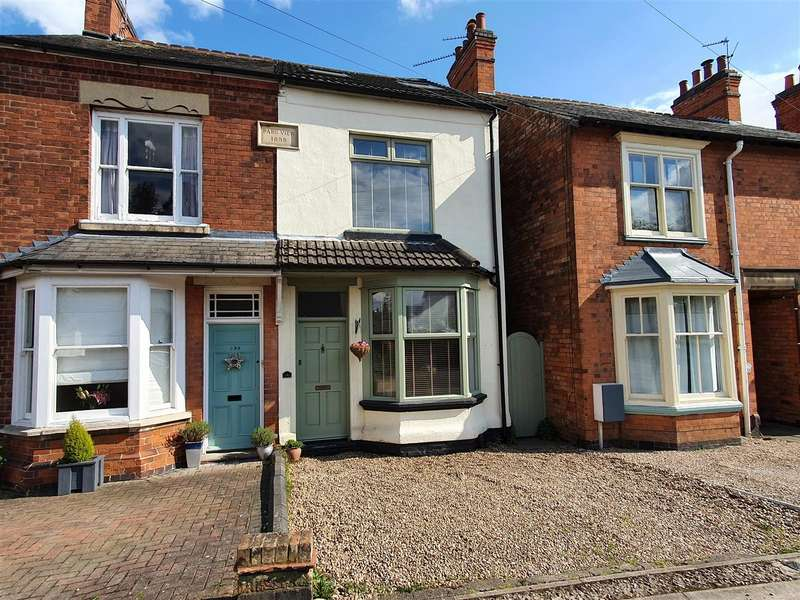 3 Bedrooms Semi Detached House for sale in Station Road, Cropston, Leicester
