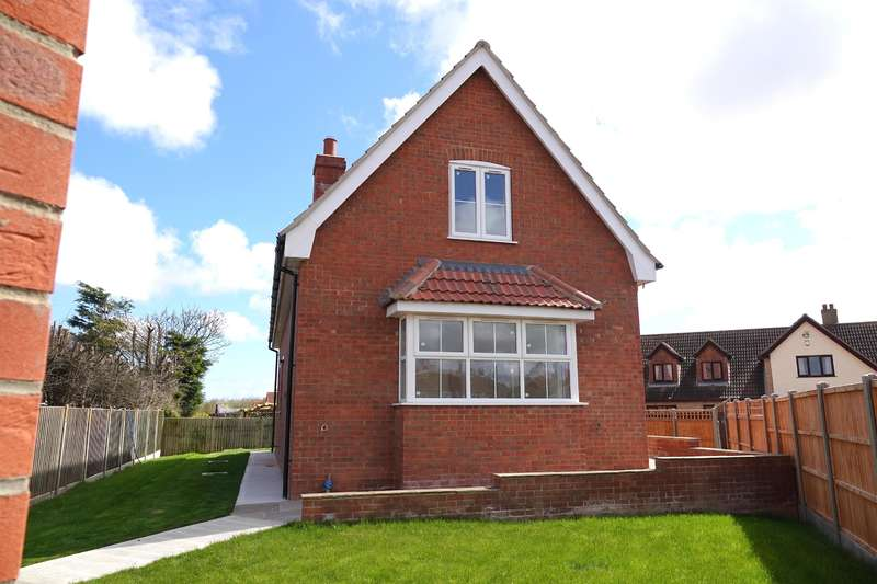 3 Bedrooms Detached House for sale in Church Lane ,Sutton on Sea