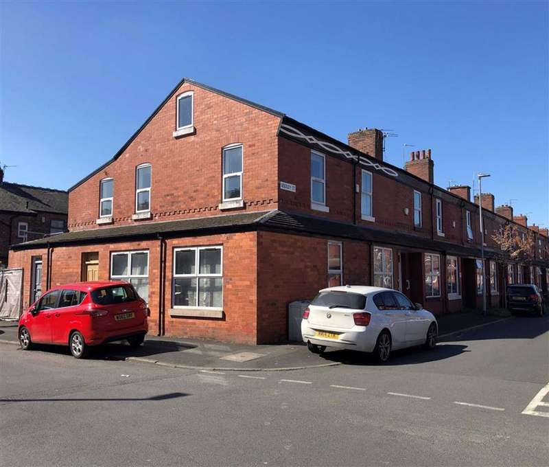 5 Bedrooms End Of Terrace House for sale in Seedley Street, Manchester