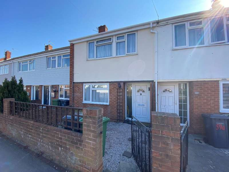 3 Bedrooms Terraced House for rent in Cowick Lane, , Exeter, EX2 9HL