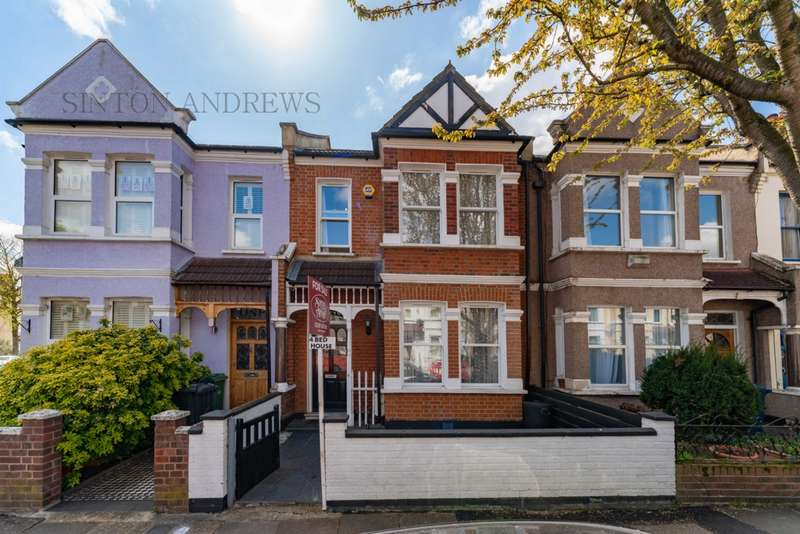 4 Bedrooms House for sale in Drayton Gardens, Ealing, W13