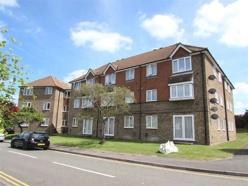 2 Bedrooms Flat for rent in Abbey Mews, Lowther Road, Dunstable