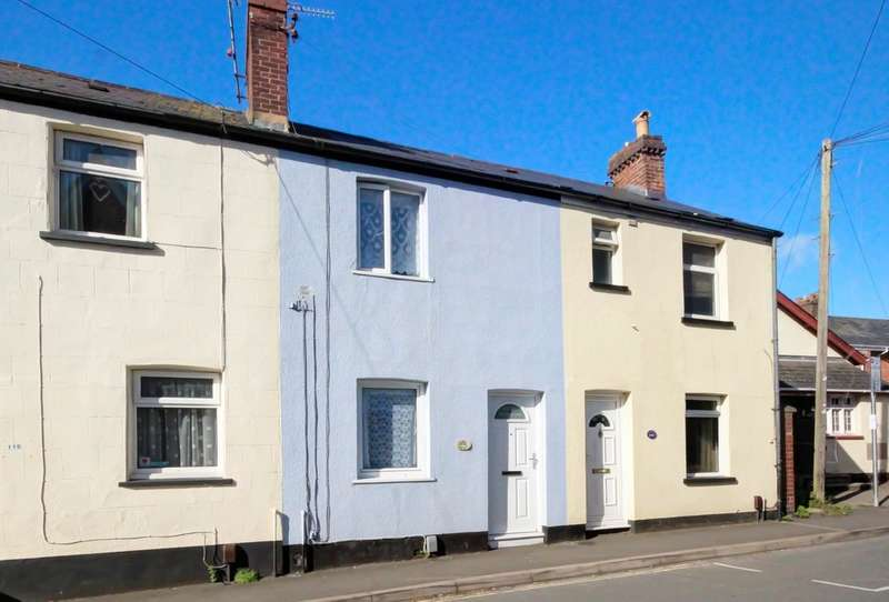 2 Bedrooms Cottage House for rent in Wonford Street