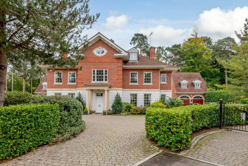 6 Bedrooms Detached House for sale in The Chase, Ascot, Berkshire